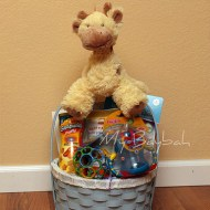 Toddler Talk Thursday- Toddler Easter Baskets