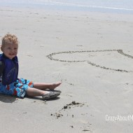 Wordless Wednesday Linky | Surfer Boy