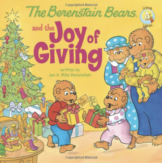 the berenstain bears christmas book