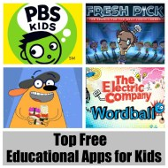 Some of the Top Free Educational Apps for Kids