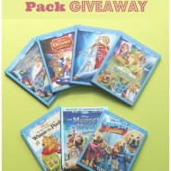 Disney Movie Giveaway | Win a 7 Disc Blu-Ray Prize Pack