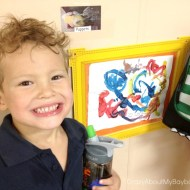 Enjoying Pre K | Wordless Wednesday