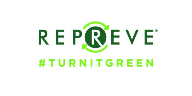 Turn it Green with Repreve! #Turnitgreen