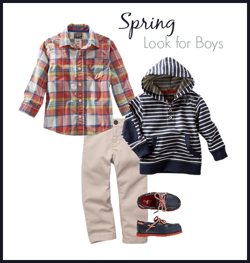 OshKosh Spring Styles for Baby - OshKosh Coupon