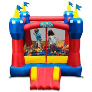 Blast Zone Magic Castle Bouncer Giveaway