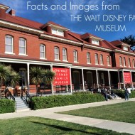 Fun Facts and Images from the Walt Disney Family Museum