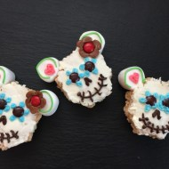 Disney Halloween Time Inspired Day of the Dead Treats
