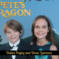 Ten Fun Facts About Pete's Dragon From Stars Oakes Fegley and Oona Laurence
