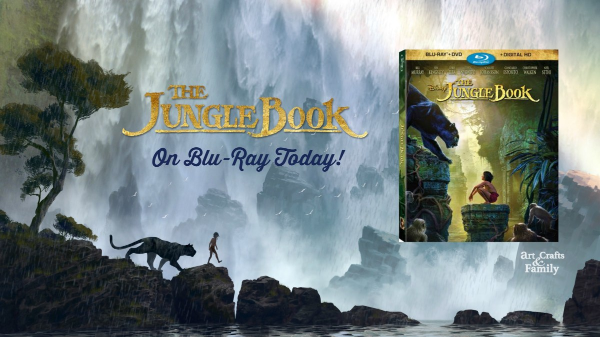 The Jungle Book Review and Bonus Featrues