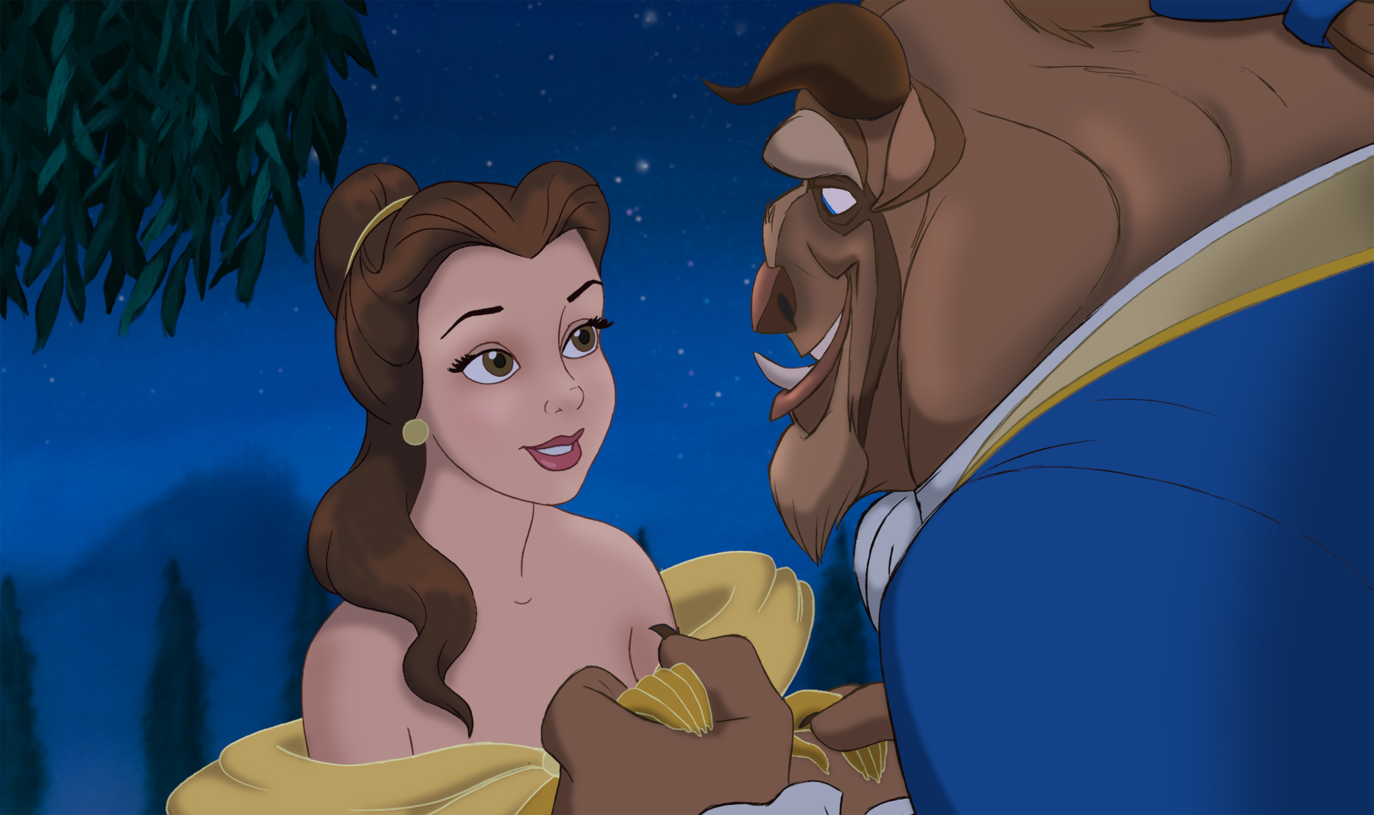 Celebrate the 25th Anniversary of Beauty and the Beast