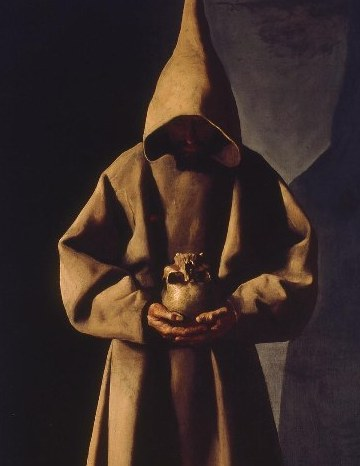 Saint Francis of Assisi in Tomb