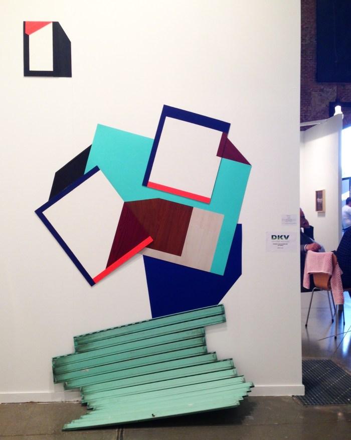 galeria moises perez de albeniz-miren dion-no painting-sin titulo-persianas-estampa 2015