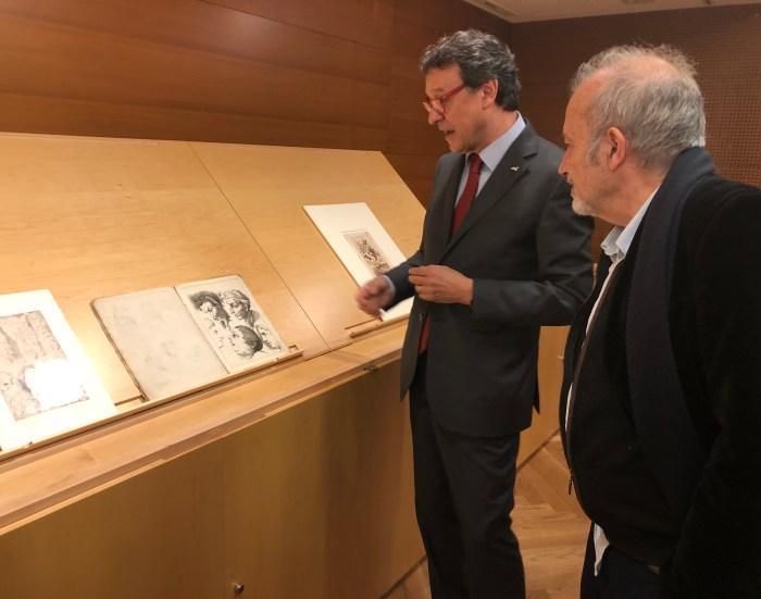 Matilla-Juan Bordes-donacion-Gabinete de Dibujos y Estampas-Museo del Prado