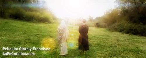 Película Clara y Francisco (de Asís)