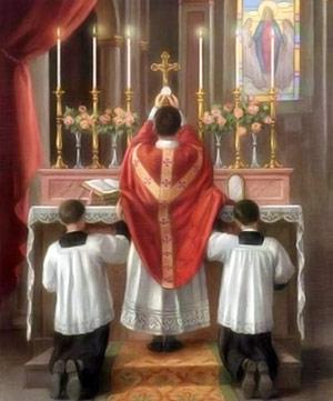 Misa Tradicional Católica - Misa Tridentina