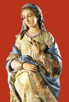 Oración a Nuestra Señora de la Dulce Espera