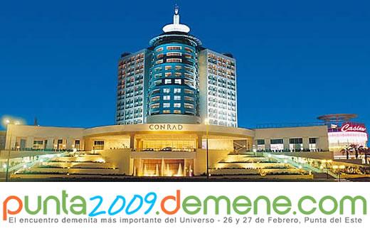 Punta demene 2009