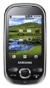 Samsung Galaxy 550 I5500