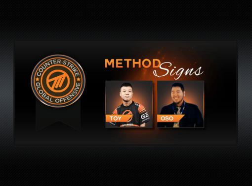 Custom Web Banner: Method Announcement