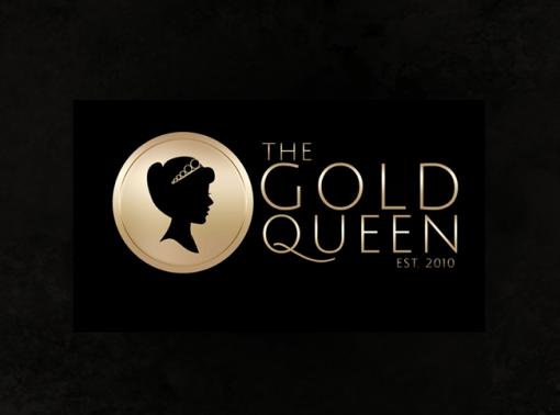 Logo Design – The Gold Queen