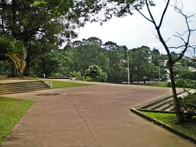Praça Vinicius de Moraes