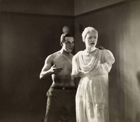 O Sangue de Um Poeta (Le Sang d'un Pòet), Jean Cocteau, 1932