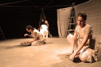 Espetáculo Quarança - foto 13 - Adriana Nogueira