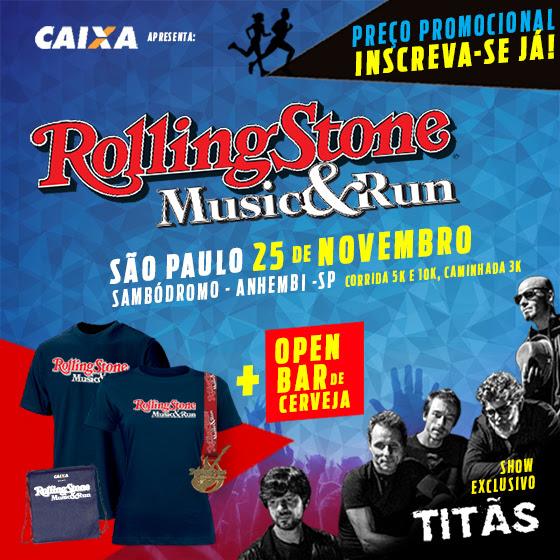 6ª Rolling Stone Music Run