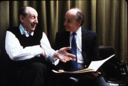 1987 Horowitz cr Maysles
