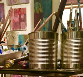 L'atelier d'Arlette Gilleron Prod'homme