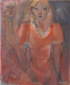 H24 (réservé) - Regard (46 x 38 cm)