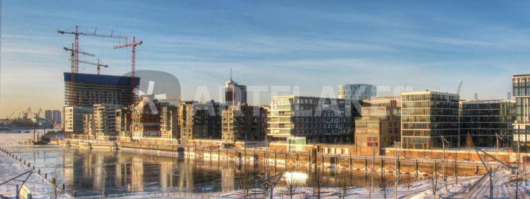 Hafencity Panorama - Benyamon | Artflakes