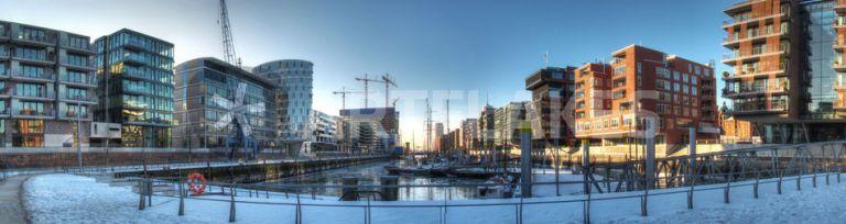 Hafencity Hamburg - Benyamon | Artflakes