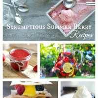 Scrumptious Summer Berry Recipe Roundup