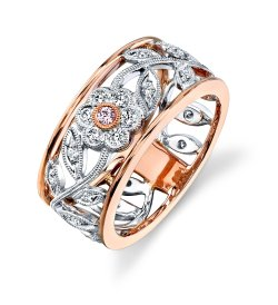 Small Of Gold Diamond Rings
