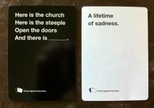 Church -- Sadness