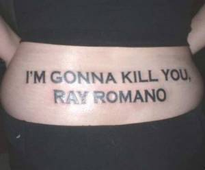 Worst Tattoos: Ray Romano