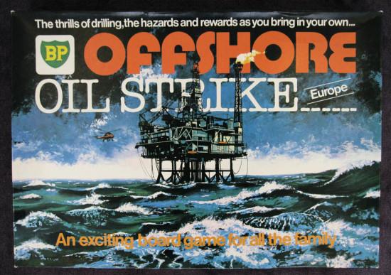 BP Offshore Oil Strike