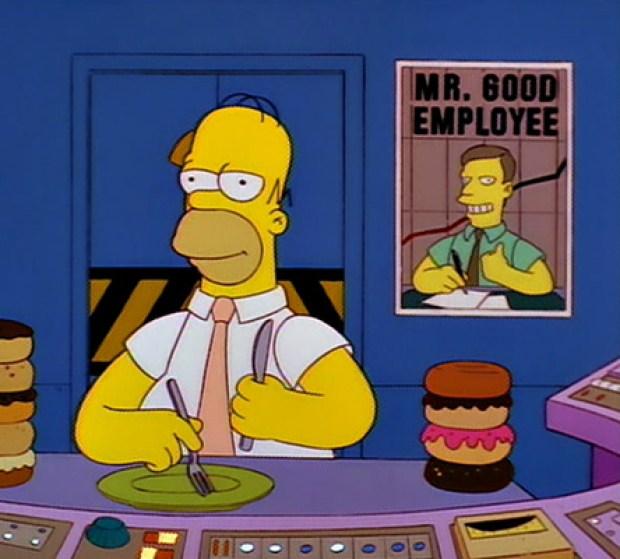 TimeOff Homer