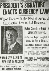 federal reserve newspaper