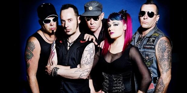 Industrial bands KMFDM today