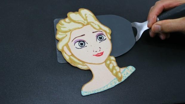 Elsa pancake