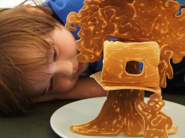 treehouse pancake