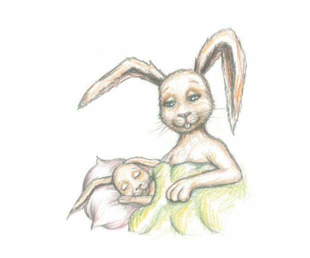 rabbit sleep 3