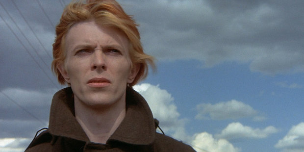 cult films: The Man Who Fell to Earth