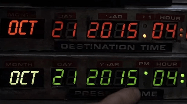 Let's All Celebrate Back to the Future Day!