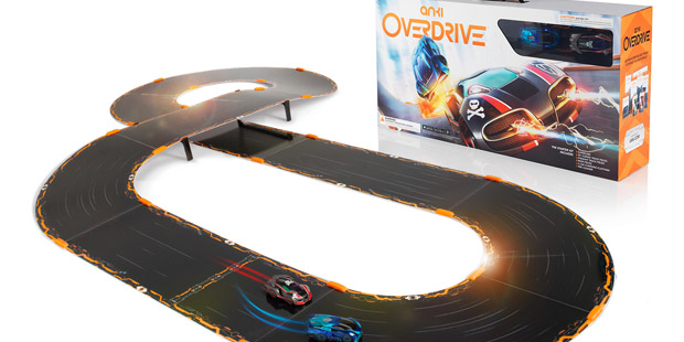 The Anki Overdive Starter Kit is one of the Best Toys for Christmas 2015