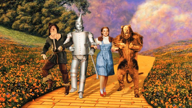 Old movie: The Wizard of Oz