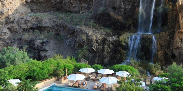 Ma'in Hot Springs, Jordan (Booking)
