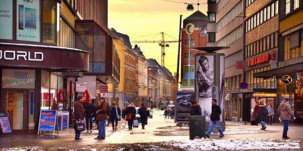 oslo street